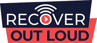 Recover Out Loud Logo